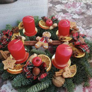 Červený advent