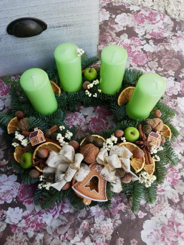 Zelený advent