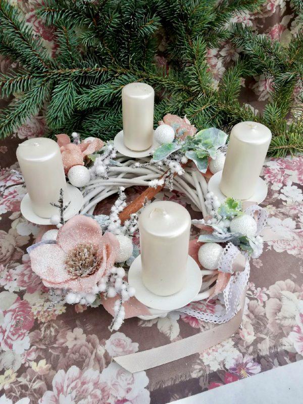 Advent s květy