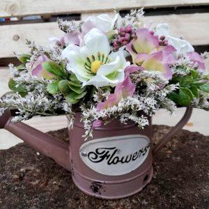 Květinová konvička
