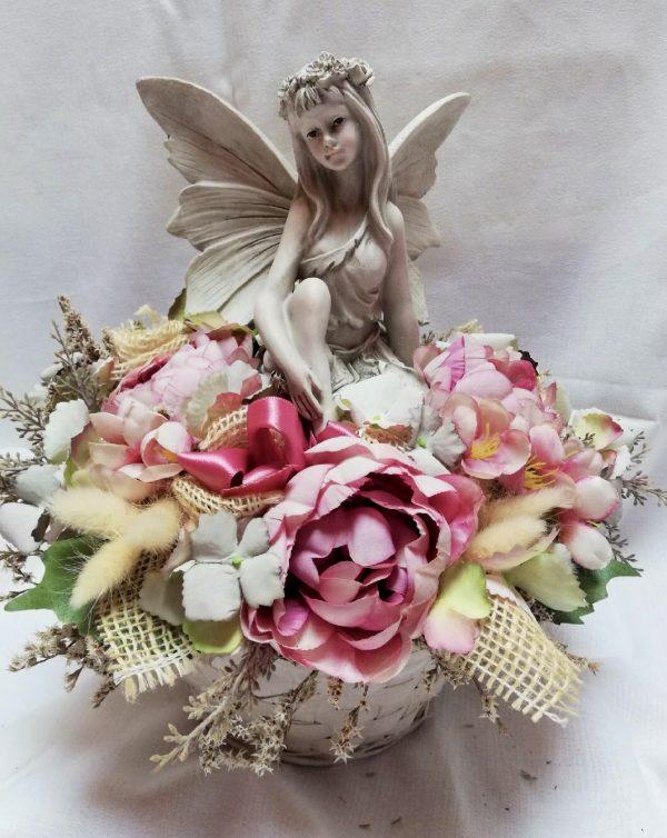 Košíček s vílou