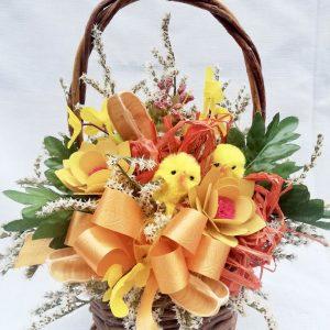 Jarní košíček